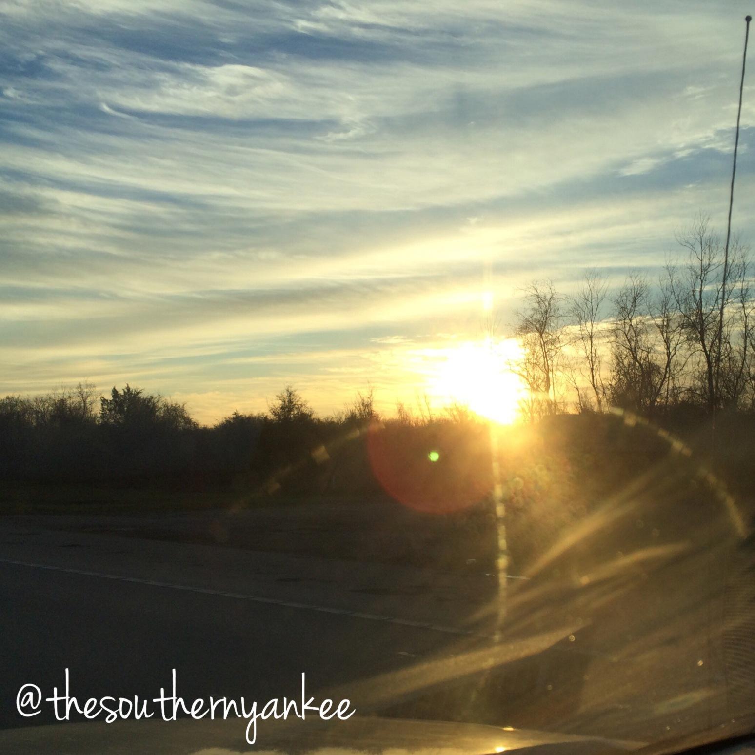 Friday Sunrise